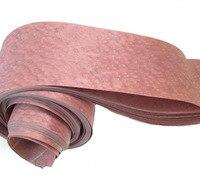 Length 2 5meters Thickness 0 35mm Width 15cm High Grade Purple Cat Leather Furniture Wood Veneer