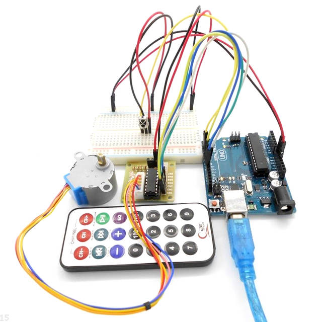 Starter learning Kit for Arduino UNO R3 LCD1602 Servo processing Help you  become expert programmer developer