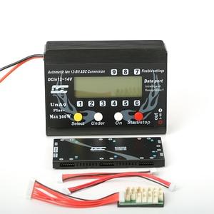 Image 3 - Una6 6 s una9 plus 9 s lipo li polímero equilíbrio carregador de carregamento da bateria para rc modelo avião