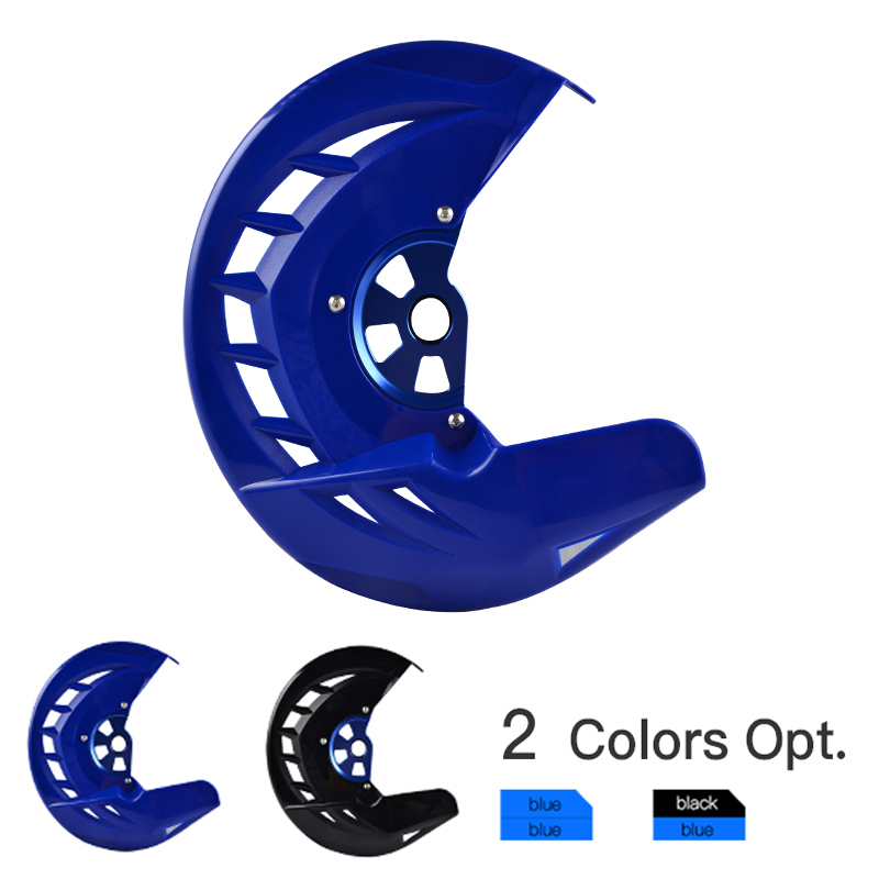 цена на Front Brake Disc Rotor Guard Cover For Husqvarna TE FE 125 250 350 390 450 501 2016 2017 2018 FE250 FE350 FE450 TE250 TE350