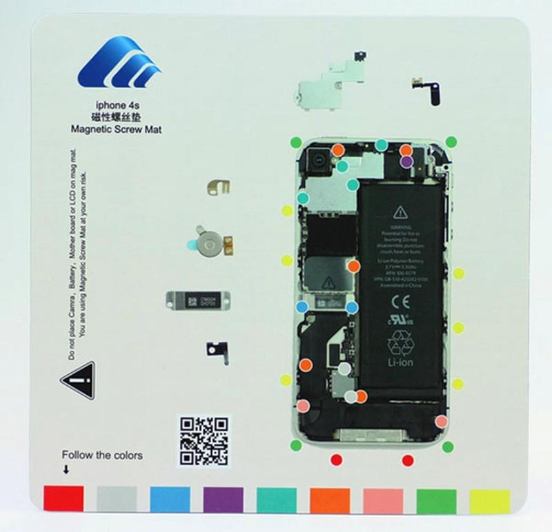 Tornillos magnéticos profesionales Mat keeper chart tarjeta de - Juegos de herramientas - foto 2