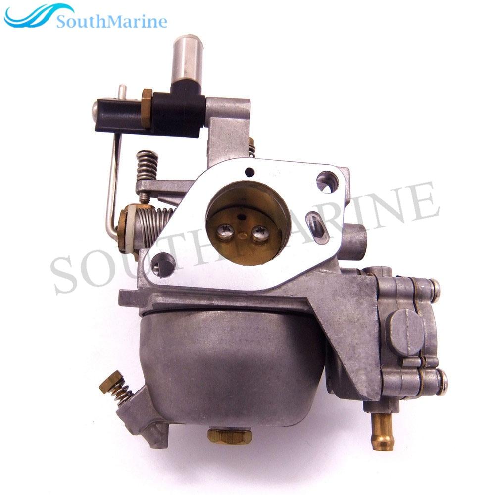 Carburetor Carb 13200-93900 /1/2 13200-939A1 13200-939D1 13200-91D00 For Suzuki DT15 DT9.9 Outboard Motor 1983-1993