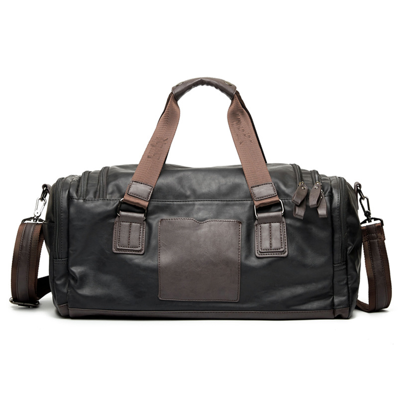 58051e1ddc GUMST Fashion Men s Travel Bags Brand luggage Waterproof suitcase duffel bag  Large Capacity Bags casual leather handbag-in Travel Bags from Luggage    Bags ...