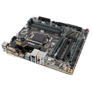 Image 3 - Gigabyte GA B150M D3H B150M D3H B150 Desktop Motherboard LGA 1151 Core i7 i5 i3 DDR4 64G SATA3 USB3.0 M.2 Micro ATX DVI VGA HDMI
