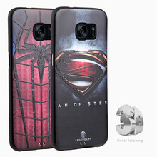 3D Superhero Cases For Samsung (6 Types)