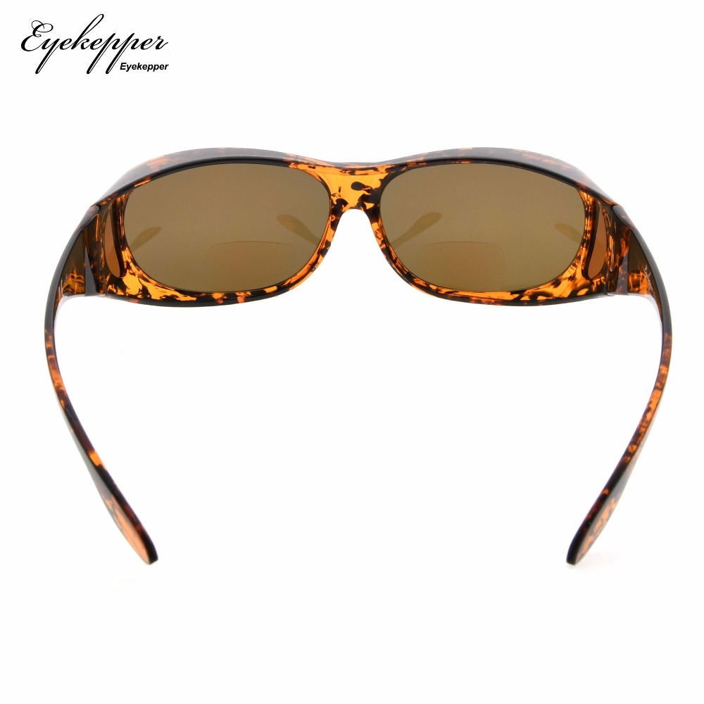 f4f7f49dc0 ... Aliexpress.com Buy S029PGSG Eyekepper Fitover Polarized Bifocal  Sunglasses To Wear Over Regular Glasses Polycarbonate ...