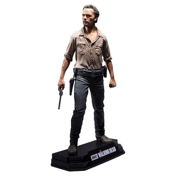 The Walking Dead – Action Hero Figure Rick Daryl Negan | 7″