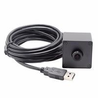 2592X1944 5MP Usb Camera 40 40 35mm Mini Box 2 1 2 8 3 6 6