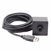 2592X1944 5MP Usb Camera 40 40 35mm Mini Box 2 1 2 8 3 6 6
