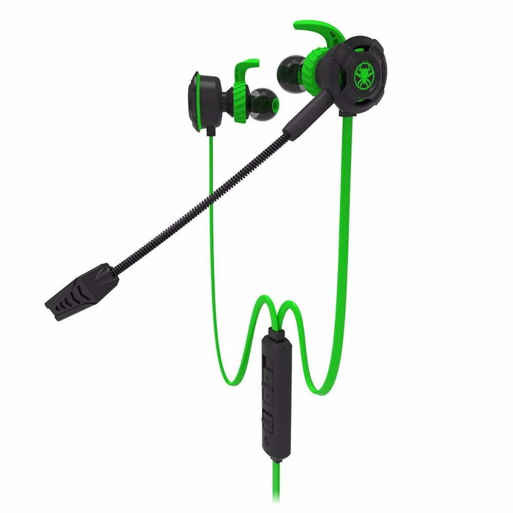 Plextone G30 In-ear Gaming Earphones HIFI Stereo Game Headphones Casque PC Gamer Headset With Mic For Phones PS4 Computer Gamer computer game headphone stereo surround earphones gaming headset with mic stereo bass led light headphones for pc game dota ps4