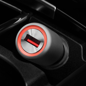 Image 4 - Orijinal Oneplus Çözgü Şarj 30 araba şarjı Çıkış 5V 6A Max AB İNGILTERE Girişi 12V 24V Normal QC oneplus 3 için/3t/5/5 T/6/6 T/7