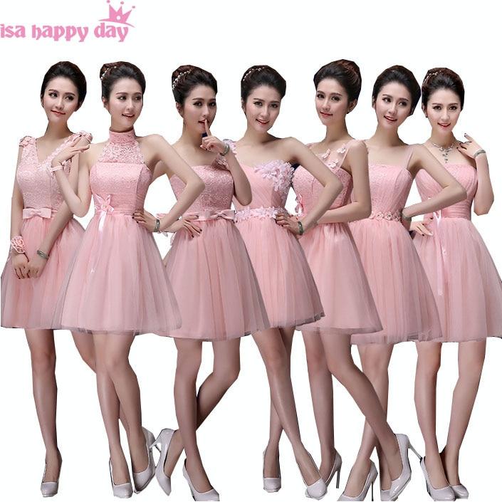 Chicas XL tamaño vestidos vestido rosa claro encaje dama Teen Girl ...