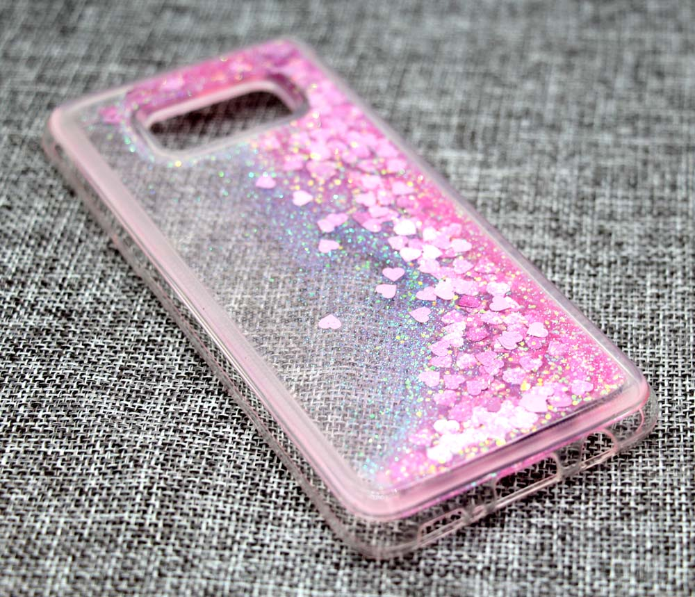Case Cover For Samsung Galaxy S8 S9 S7 S10 Plus S10E Case Silicon Liquid Phone Cases For Samsung Galaxy S8 Plus S7 Edge S9 Plus