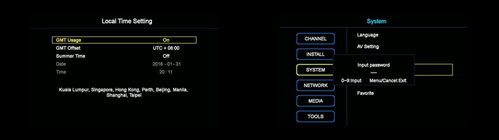 1 Year Europe 7 Clines Server GTMedia V7S HD Digital Satellite Receiver DVB-S2 V7S HD Full 1080P+USB WIFI Upgrade Freesat V7 18