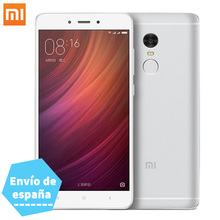 Original Xiaomi Redmi Note 4 3GB RAM 32GB ROM Smartphone MTK Helio X20 Deca Core Note 4 1080P MIUI8 Fingerprint ID 4 G Phones