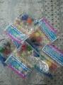 20 bolsas/60 ~ 80 unids Seco 9 ~ 10mm 40mm (en agua) Super Dragón bola Orbeez. Granos de la Bola del Gel Bio Agua. crystal paintball. Magia Bola de la Jalea