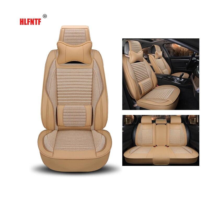 Высококачественные роскошные специальные сиденья для Citroen c3-xr C4 кактус C2 C3 Aircross внедорожник стикер автомобилей Тюнинг автомобилей