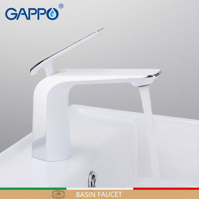 GAPPO Basin faucets basin mixer Tap bathroom faucet deck mounted water Sink mixer Faucets Bathroom waterfall faucet