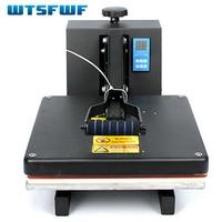 Wtsfwf 40*60CM High Pressure Heat Press Printer Machine 2D Thermal Transfer Printer for Tshirts Cases Pads Printing