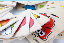 Wooden 3D Jigsaw Puzzle Sets for Kids