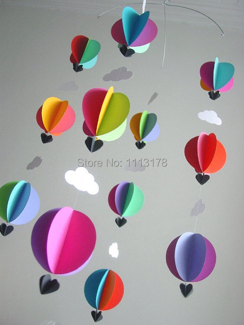 Buy free shipping garland hot air for Balloon cloud decoration
