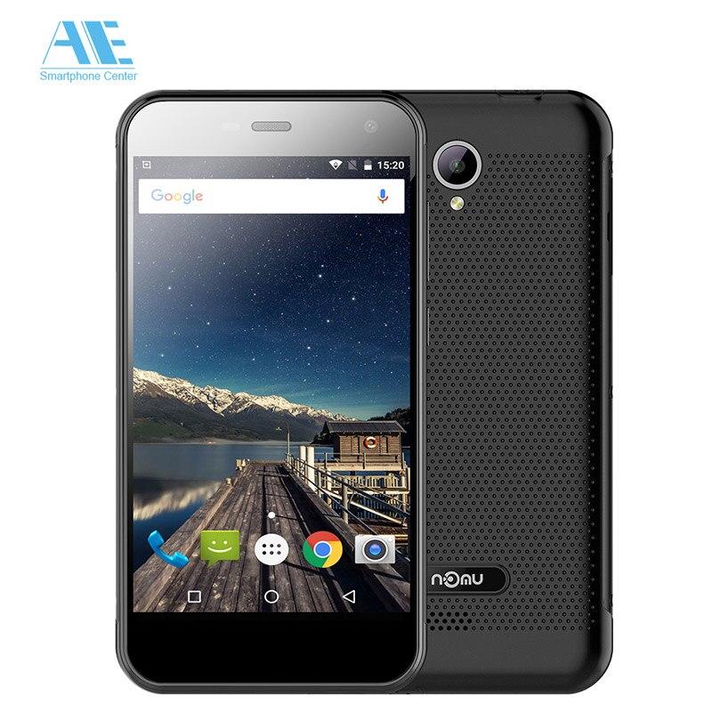 Цена за Ному S20 MTK6737T Quad Core IP68 Водонепроницаемый Android 6.0 Смартфон 5.0 inch 3 ГБ RAM 32 ГБ ROM Пыле Противоударный мобильный Телефон