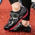 HYFMWZS Sapatilha Ciclismo Mtb Sepatu Mtb красовки мужские 2018 обувь для велосипеда MTB обувь мужская обувь для шоссейного велоспорта обувь для горного велосипе...