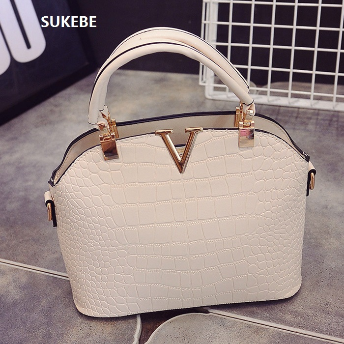 2017 Designer Handbags High Quality Famous Brand Women Leather V Bag Fashion Shoulder Bag Women Messenger Bags Bolsa Feminina