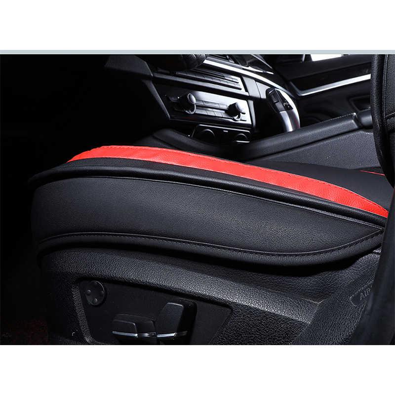 KADULEE cubierta de asiento de cuero de coche para mitsubishi pajero 4 deporte outlander 3 xl lancer 9 10 grandis ASX colt l200 accesorios de auto