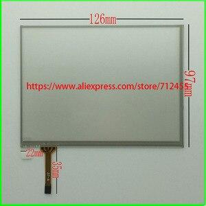 Сенсорная панель для AM640480G2TNQWT09H Сенсорная панель дигитайзер