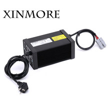 ФОТО xinmore 84v 10a 9a 8a lithium battery charger for 72v e-bike li-ion battery pack ac-dc power supply for electric tool