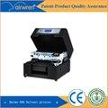 Высокое качество мини-эко-растворителя принтер формата а4 планшетный струйный машина для печати крышка телефона