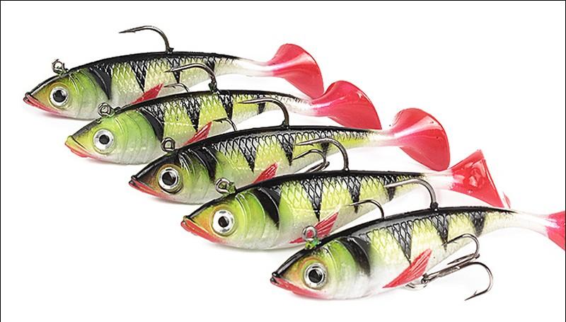купить рыболовные приманки съедобная резина