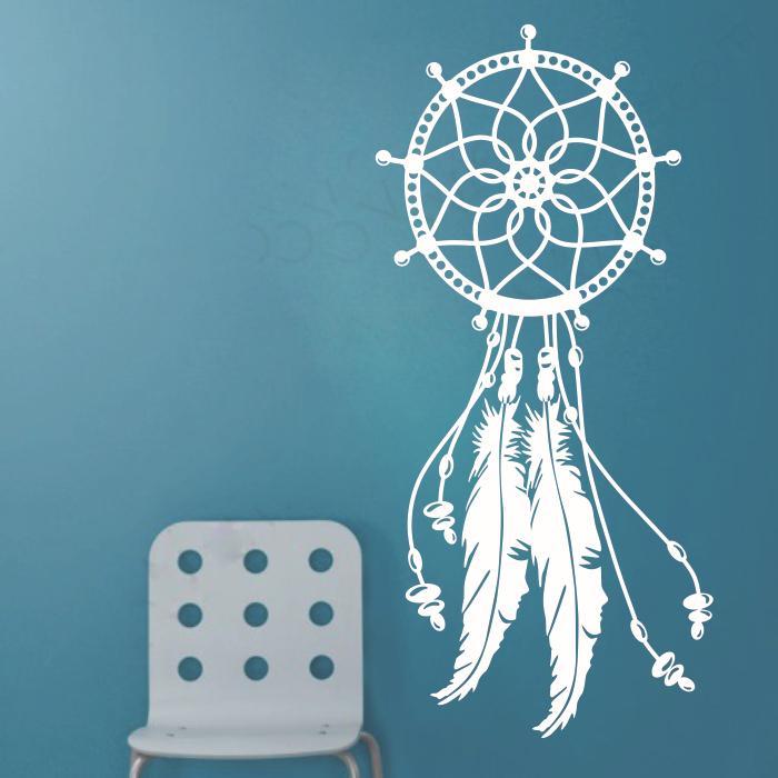 Dreamcatcher Wall Art aliexpress : buy dsu dreamcatches ethnic feather dream catcher