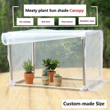 Mini Greenhouse Plant Growth Facilities For Garden Or Balcony