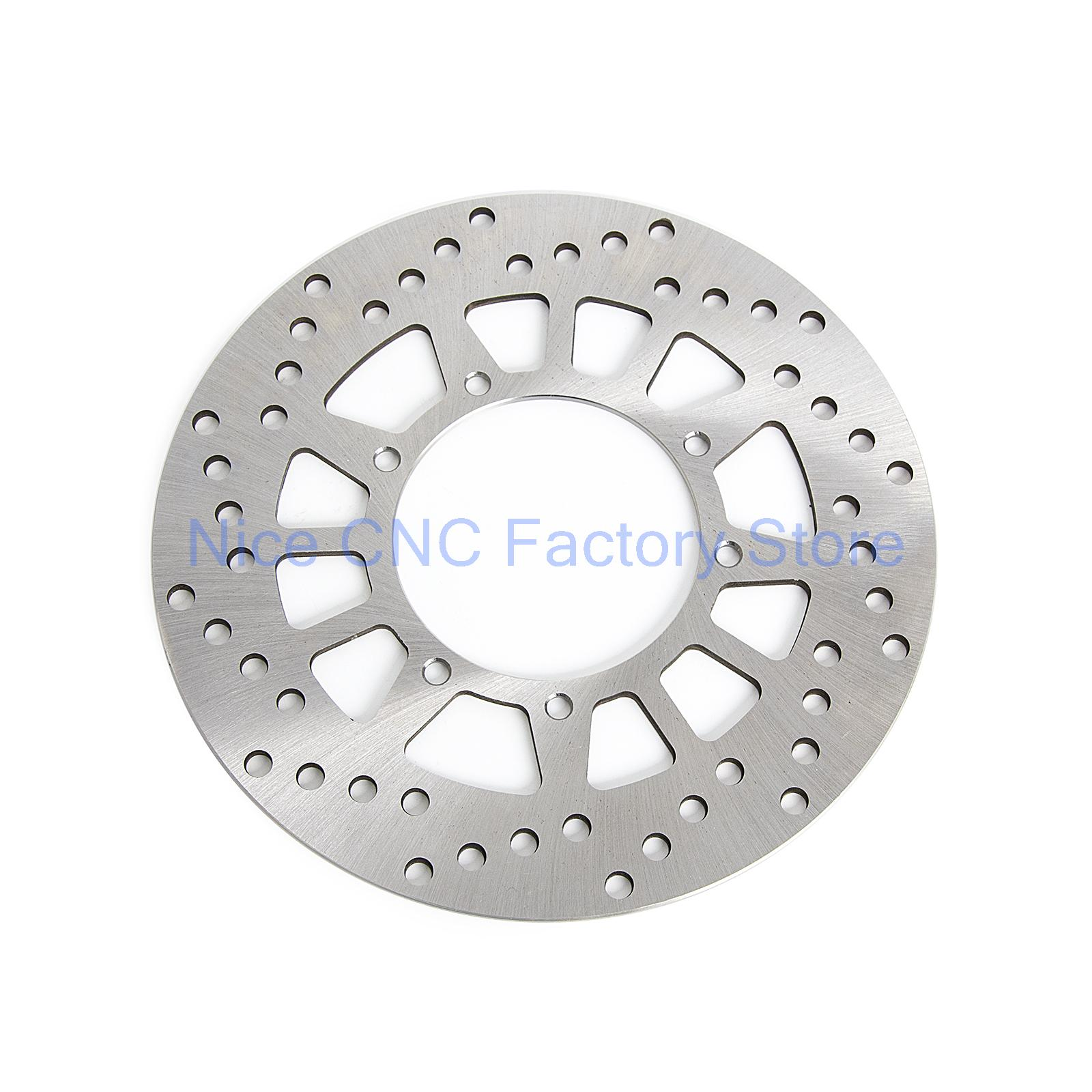 Motorcycle Front Rotor Brake Disc For Yamaha DT125 TW125 XYZ125 YZ125 YZ250 DT200 TW200 ST225 TW225 XT225 XT250 XG250 YZ490 high quality 270mm oversize front mx brake disc rotor for yamaha yz125 yz250 yz250f yz450f motorbike front mx brake disc