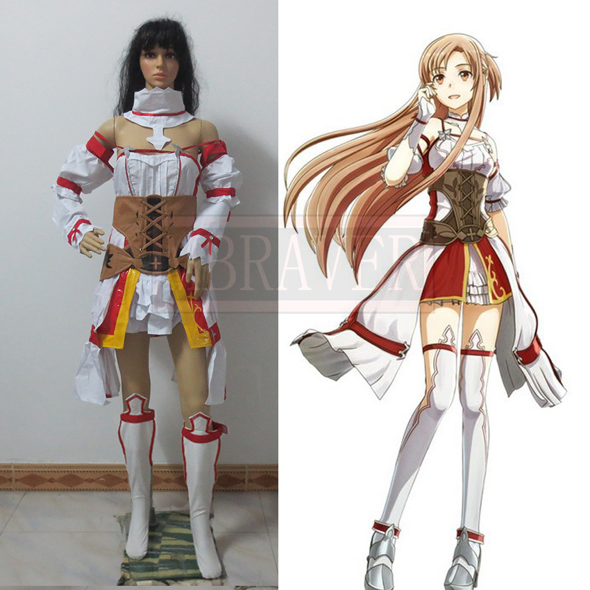 2016 Sword Art Online: Hollow Fragment Asuna Yuuki Cosplay
