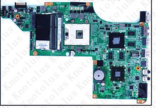 605320-001 for HP DV7 DV7-4000 laptop motherboard INTEL HM55 ddr3 Free Shipping 100% test ok free shipping 646175 001 for hp 2000 cq43 cq57 laptop motherboard with for intell hm55 chipset