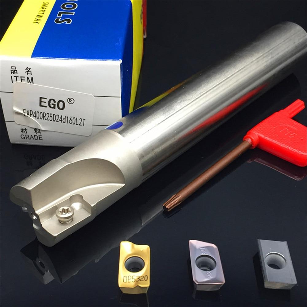 Milling cutter holder EAP400R25D24d160L2T flat end mills face milling cutter apmt1604 bap400r tap400r