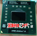 original AMD Athlon II Dual-Core Mobile M300 - AMM300DBO22GQ notebook CPU laptop processor M340 M360 P320 P340 N350 N370