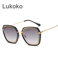 69666c58443 UV400 Women Sunglasses Luxury Brands Trend 2018 Brand Designer sun glasses  for women Italy Oculos HD