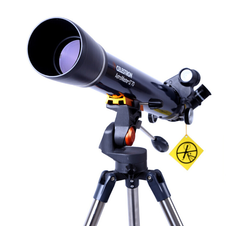 Celestron AstroMaster LT 70AZ Astronomical Telescope телескоп celestron astromaster 70 az