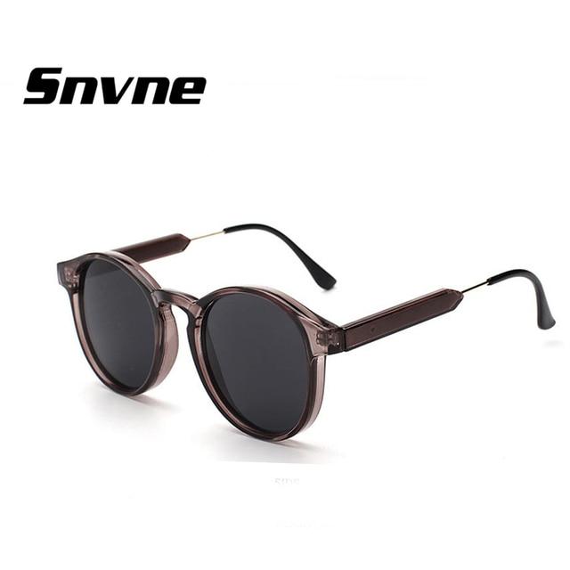 9a70eb5382ad4 Mulheres homens óculos de sol Retro gafa Snvne luneta soleil gafas lentes  oculos de sol feminino