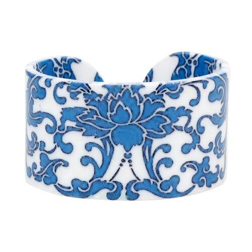 Bonsny Plastic Chinese Blue...