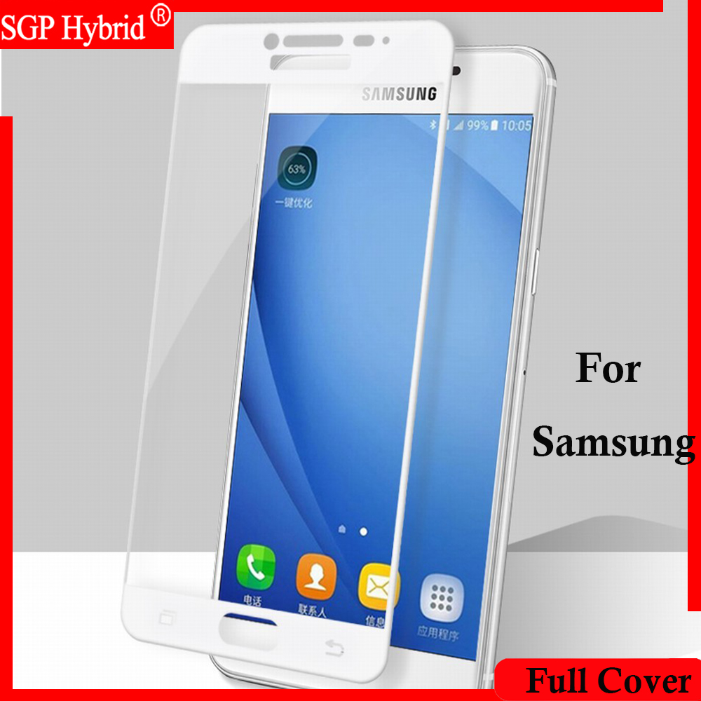 Tempered Glass For Samsung Galaxy JI Ace J3 J5 J7 2015 2016 2017 Pro J330 J530 J730 J2 J 5 J 7 Prime Screen Protector glas film image