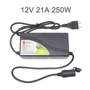 Image 4 - 220 V için 12 V Araç Çakmak AC DC 12 V 150 W 180 W 250 W LED Sürücü 12 Volt 110 V Dönüştürücü Güç Kaynağı Aydınlatma Trafo