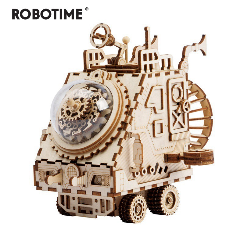 Office & School Supplies Kreative Diy 3d Perpetual Kalender Holz Mechanische Modell Puzzle Spiel Montage Spielzeug Geschenk Kalender