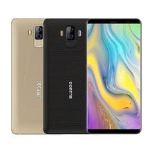 BLUBOO S3 Mobile Phone 6.0 inch FHD+ 4GB RAM 64GB ROM MTK6750T Octa Core Android 7.0 Dual Rear Camera 8500mAh NFC Smartphone