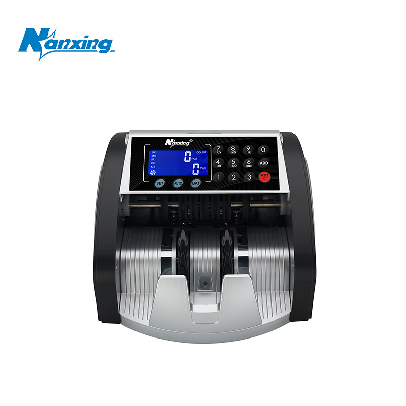 2017 Hot sales best quality mini mixed digital money counter bill counter Back Loading NX-690B цена