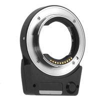 Электронный Автофокус переходное кольцо для Leica M LM объектив sony байонетное крепление типа Е A7 A7R II A9 A6500
